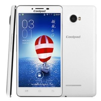 Coolpad K1 7620L 4GB White, 5.5 inch 3G Android 4.3 IPS Screen Smart Phone,MSM8926 Quad Core 1.2GHz,RAM:1GB,WCDMA & GSM,Dual SIM