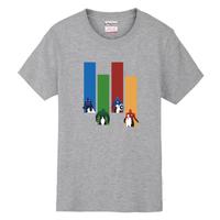 2014 new / Avenger Union personality /casual shirt /plus size T-shirt /men t shirt /women fashion clothing