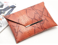 Free Shipping! 2014 new arrival brand women day clutches high quality 2 colors fashion handbags