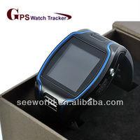 Mini child gps bracelet with 3 quick lbs location voice monitor sos alarm S680