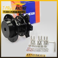 T-Power Store:Black Color NEW SPARC0 Quick Release Steering Wheel Hub / Boss Kit