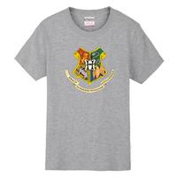 2014 new /Harry Potter badge personality casual shirt plus size T-shirt men t shirt women fashion clothing