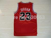 Free Shipping Jordan men Jerseys white red black stripes red retro  bullets all star Basketball jersey