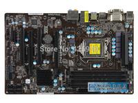 PC mainboard For ASRock B75 Pro3 all solid slab LGA 1155 Intel B75 motherboards