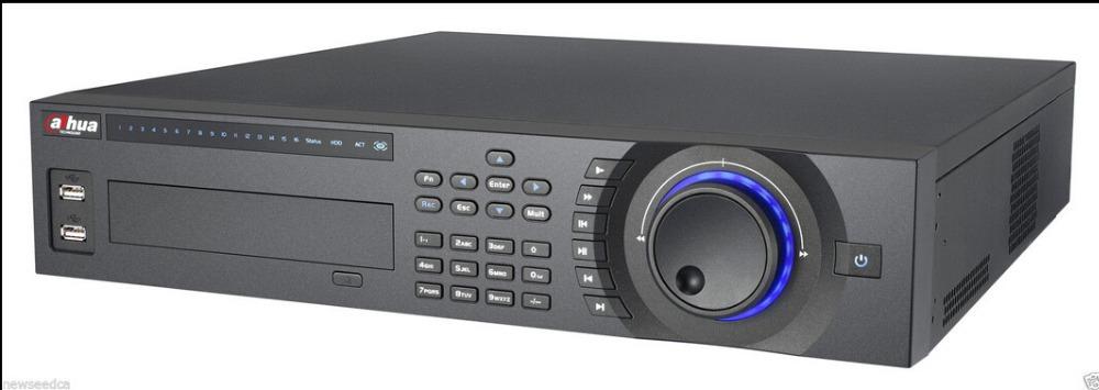 DAHUA 2U960H Analog 16CH Hybrid HVR/NVR/DVR DVR1604HF-U-E Support ONVIF 1080P IP cam ,free DHL shipping(China (Mainland))
