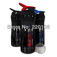 drinkware cycling water bottle sport bottle 2014 whey protein shaker travel mug canteen Commemorative Blender Bottle Shake Cup