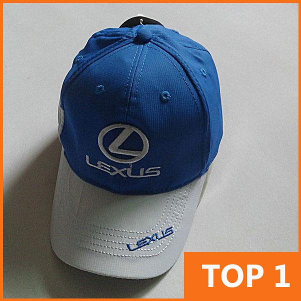 New ! Top Grade Profession Lexus Cap F1 Racing Cap Fashion Brand