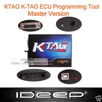2014 Top Professional DHL Free Shipping High Quality KTAG K-TAG ECU Programming Tool Master Version(wholesale/retail)