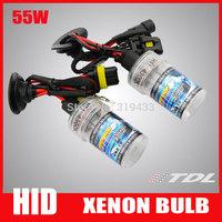 Factory Sale 35W hid xenon lamp bulb globe H1 H3 H4-1 H7 H10 H11 HB3 HB4 9004-1 9005 9006 9007-1 3000k 4300k 6000k Free Shipping