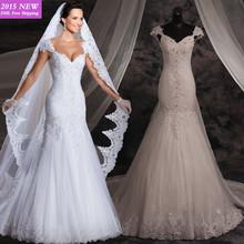 Custom Made 2014 New Design A line Backless Sweetheart Lace Bridal Gown vestido de noivas Wedding Dresses Free Shipping WV-708(China (Mainland))