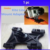 Go Pro Accessories Set Kite Line Mount Adapter Surfing Tripod / Monopod for Camera HD Gopro Hero3 Black Kitehero Kite Line Mount