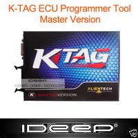 DHL free 2014 newest KTAG K-TAG ECU Programming Tool Master V1.89 KTAG K TAG ECU Chip Turning Lifetime free update