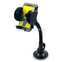 2014 New Lovely Sale Black Diy Velcro Car Mount Holder for Universal Mobile Phone Gps