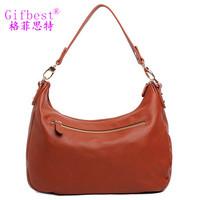 Bags 2014 female genuine leather women's ruffle handbag fashion handbag fashion shoulder bag