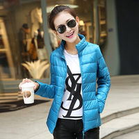 2014 New Women Clothing Fashion Down Coat Winter Jacket Outerwear Winter Clothes Womens thick jackets Parka Overcoat Tops