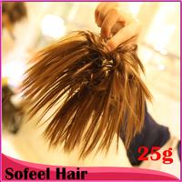 7 colors, Synthetic Hair Headband, Hair Bun, Hair Donut ,Hair Roller, Hairband, 1pc