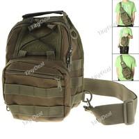 Casual Outdoor Hard-wearing High Quality Multi-pocket Saddle Bag - S HUI-83369
