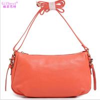 Bags 2013 female fashion vintage genuine leather women's handbag all-match casual shoulder bag