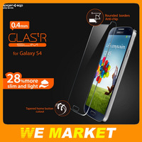 Screen Protectors For Samsung Galaxy S4 SGP 9H 0.4mm Slim Premium Tempered Glass Film For Samsung Galaxy S IV Retail Box