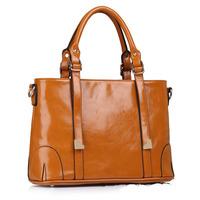 2015 new tote fashion women handbag casual joker shoulder bag trendy bolsas hot women messenger bag pu leather crossbody bag