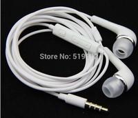 Headphones Earphones Headsets For Samsung GALAXY SII S2 SIII S3 S4 Ace N7100 N7000 I9300 I9100 S5830i handfree free shipping