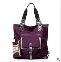Fashion casual handbags for woman + coin purse 2014 new woman's shoulder bags 3 colors sports bag