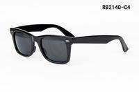 Factory Price Hot! WAYFARER Sunglasses 2140 PC Lens Super Plate Frame Men Woman Sun Glasses Century Classic Fashion Glasses 2140