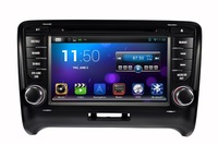 Pure android 4.2.2 Car DVD Player for TT with CPU Dual Core Radio Tape Recorder Stereo Headunit