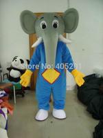 character long nose elephant mascot costumes