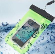 cheap waterproof phone pouch