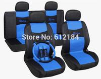Full Car Seat Covers For  Lada Priora Smara Kalina Niva Granta Opel Protect Seat Cover Supports
