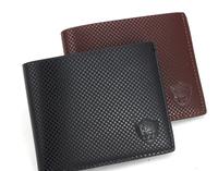 Wholesale business of leather purse Promotion!most value Quality assurance wallet Men's soft dough leather wallet