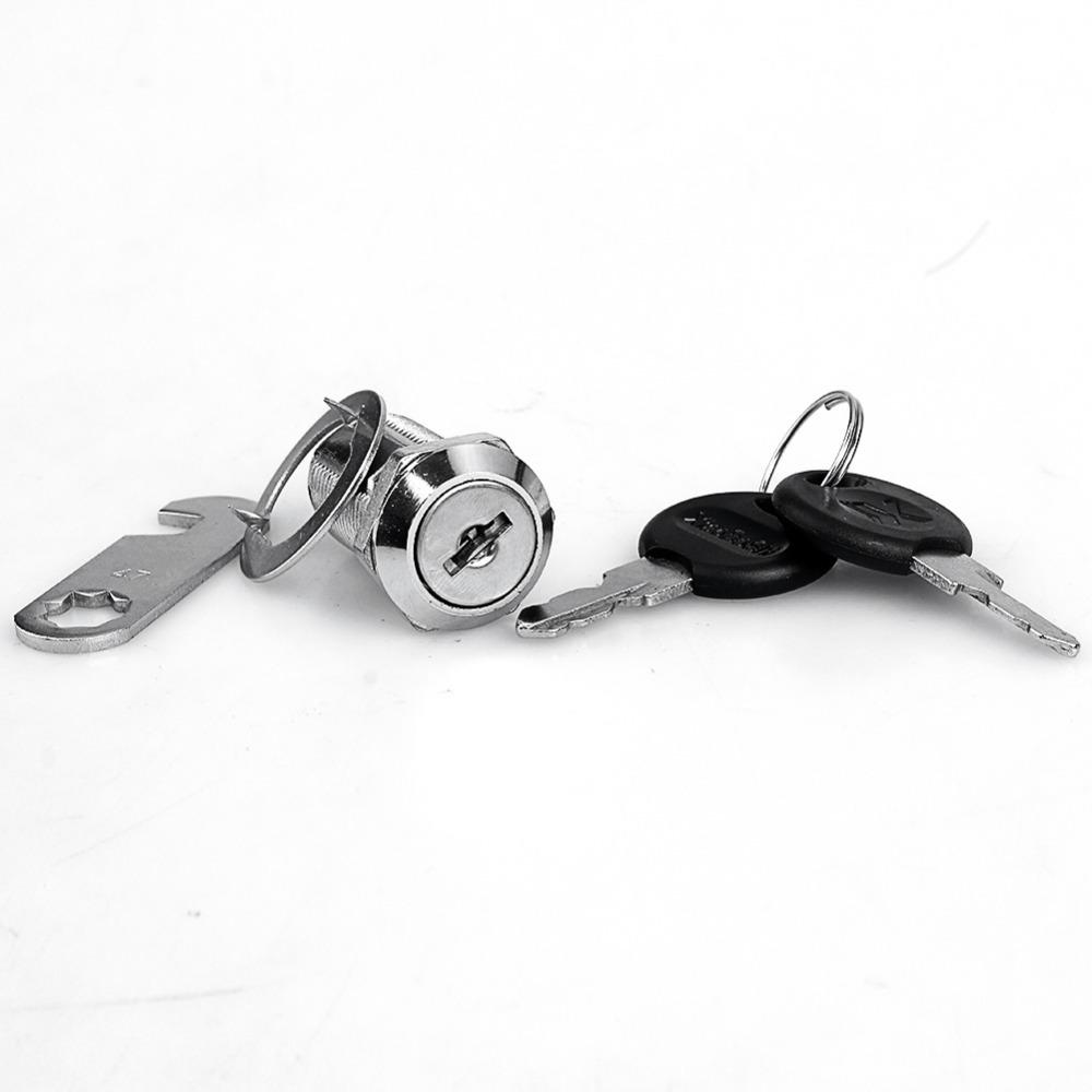 Safe Universal Cam Cylinder Locks Tool Box File Cabinet Desk Drawer