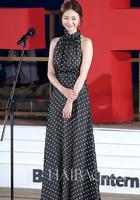 High Quality 2014 Runway Spring Summer Fashion Women's Sleeveless Sweet Print Designer Silk Maxi Long Dress Full Dress