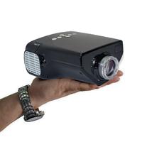 1080P Mini Projector Multimedia LED Projector Home Education projector Video Support AV TV VGA HDMI USB TF Card Google