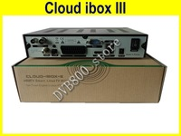 At Stock!!! Cloud Ibox 3 Cloud ibox iii HD Satellite tv Receiver Linux OS Free IPTV Streaming Channels Twin Tuner dvb t2  /s /c