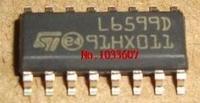 Free Shipping 10pcs L6599DTR  SOP16 L6599D