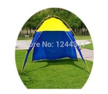 Треугольник тени пляж палатка рыбалка палатка один слой водонепроницаемый 1500 мм экспортируется в южную корею
