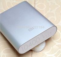 mi power bank 10400 mAh Original Portable xiaomi PowerBank for Iphone,mobile phone,samsung galaxy s3 s4