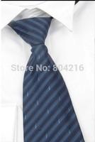 High Quality Men Narrow Necktie Neck Tie Zipper Zip Up twill 09