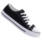 Low to help men and women shoes pure white leisure fashionable canvas shoes lovers