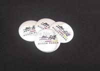 Wholesale New A Set Of 4pcs 56mm CAR Auto Tyre Wheel Center Hub Cap Hubcap Stickers Emblems Badge Decal Fit MUGEN POWER