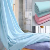 Hot Selling 70x140cm 27.5*55.1Inch Bamboo Towel Bath Shower Fiber Cotton Quick-Drying Health Bath Towel Soft Furnishings