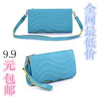 FREE SHIPPING  $9.9   wave day clutch one shoulder small bag women's handbag bag