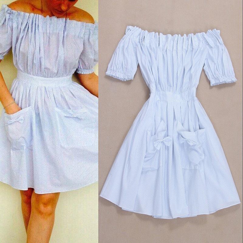 Как сшить платье с рукавами на плечах 165