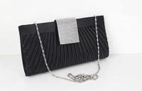 NEW arrive clutch women 2014 luxury elegant clutch evening bag chain bag makeup bag