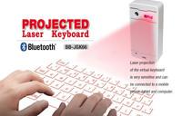 2014 Wireless Bluetooth Virtual Laser Projection Keyboard English Ultra Portable Mini Keyboard For Iphone Samsung Huawei Lenovo