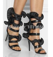Женская обувь на плоской подошве 014