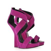2014 New Arrival Women Platform Wedge Sandals Sexy Ladies Designer Dress Shoes Summer High Heel Cross-strap Shoes Woman