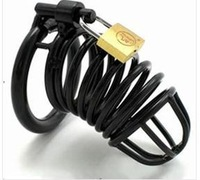 2014 NEW Hot sale! stainless steel Adult Sex Toys penis male chastity belt lock